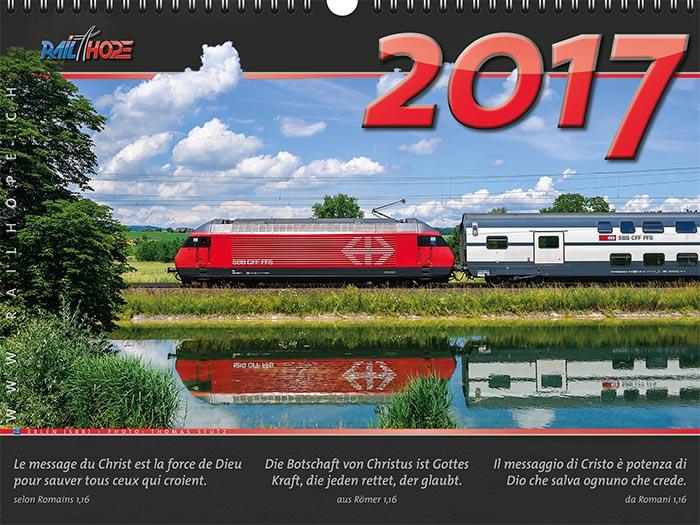 Kalender 2017 Titelblatt