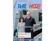 RailHope Magazin 03/2015 französisch