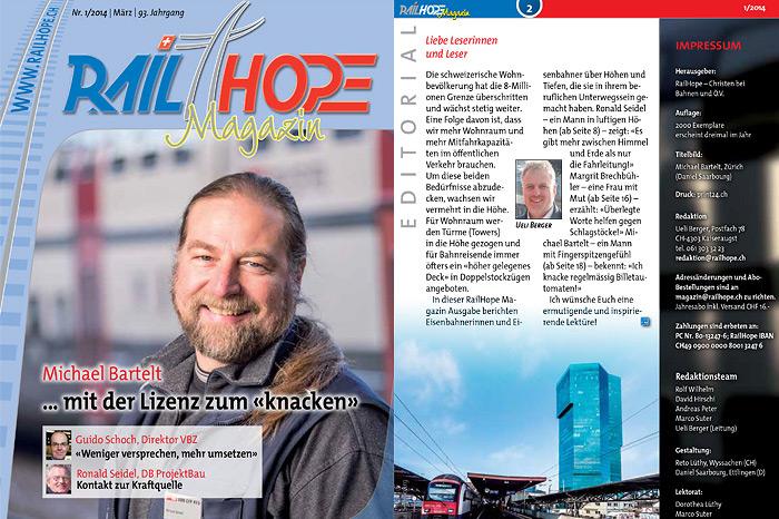 RailHope Magazin
